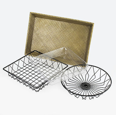 """Cal-Mil 18"""" Wire Tray"""