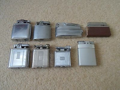 Vintage Lighters Mixed Lot