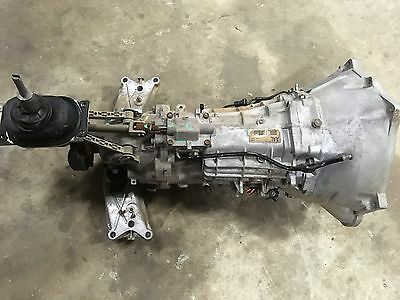 VE Holden Commodore T56 6 speed gearbox  134km M10 HSV