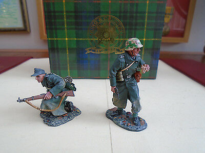 K&c   2 German Soldiers From The Berlin 45 Range  ( 2006)