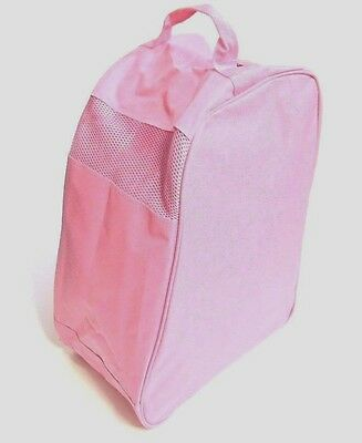 Pink boot bag welly wellington boot bag muddy boots