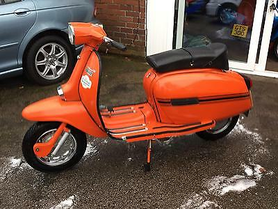Lambretta GP125  Scooter