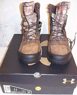 Under Armour Ayton Gtx Waterproof Hunting Boots Men's 11 Boots