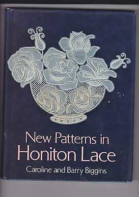 Newpatterns  In Honiton  Lace Making Book