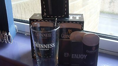 3 Guinness Perfectionist Kits And 10 Mats