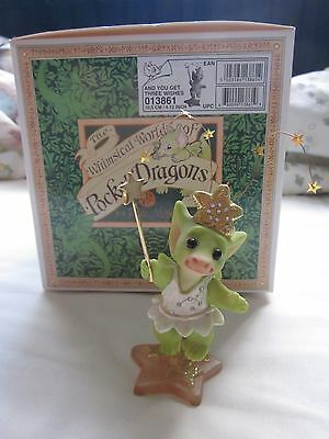 And You Get Three Wishes Pocket Dragons MIB 2002 Real Musgrave