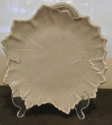 "One Woodfield by Steubenville Vintage 9"" Grey Plate"