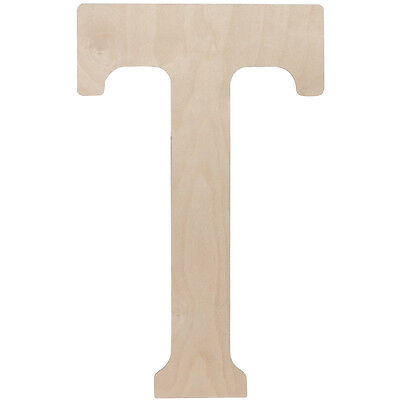 "Wood Letters 18""-T"