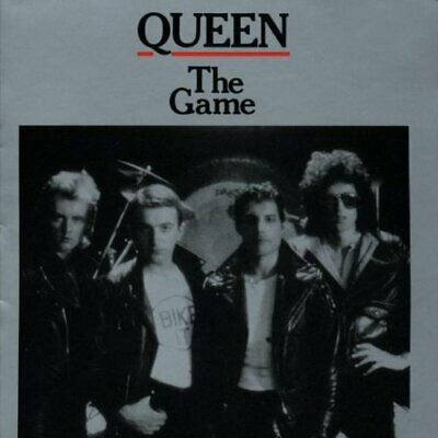 Queen - The Game - Queen CD S9VG The Cheap Fast Free Post The Cheap Fast Free