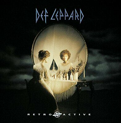 Def Leppard - Retro Active - Def Leppard CD 21VG The Cheap Fast Free Post The