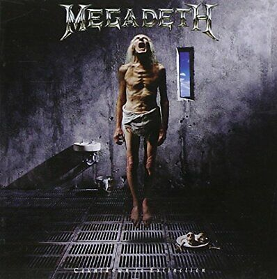 Megadeth - Countdown to Extinction - Megadeth CD 0QVG The Cheap Fast Free Post