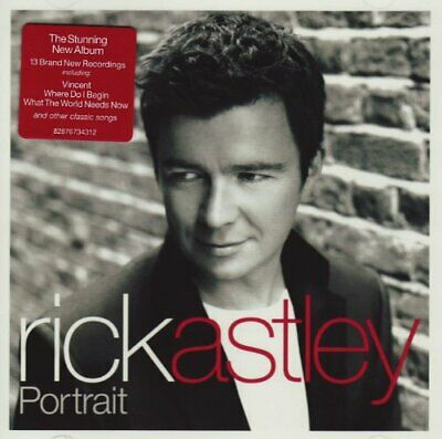 Portrait - Astley, Rick CD TEVG The Cheap Fast Free Post The Cheap Fast Free