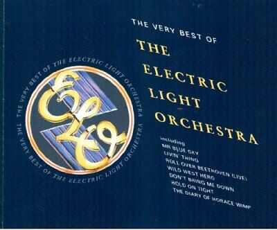 Electric Light Orchestra - Very Best of Elo - Electric Light Orchestra CD KXVG