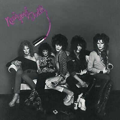 The New York Dolls - New York Dolls - The New York Dolls CD MXVG The Cheap Fast