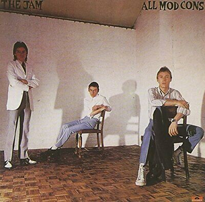 The Jam - All Mod Cons - The Jam CD Z8VG The Cheap Fast Free Post The Cheap Fast