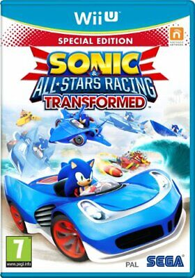 Sonic and All Stars Racing Transformed: Limited Edition (Nintend... - Game  ISVG