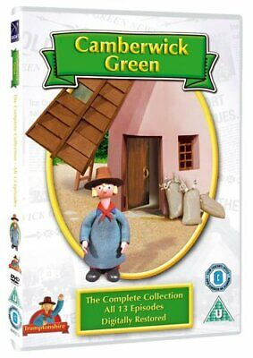 Camberwick Green: The Complete Collection [DVD] [1966] - DVD  WCVG The Cheap