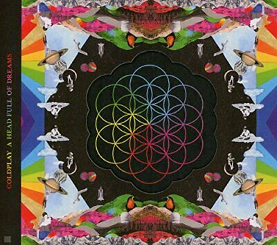 Coldplay - A Head Full of Dreams - Coldplay CD Y0VG The Cheap Fast Free Post The