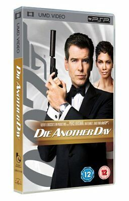 Die Another Day [UMD Mini for PSP] [DVD] - DVD  14VG The Cheap Fast Free Post