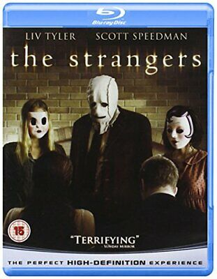 The Strangers [Blu-ray] [2008] [Region Free] - DVD  XOVG The Cheap Fast Free