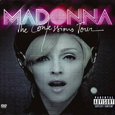 Madonna - The Confessions Tour [CD & DVD] - Madonna CD CUVG The Cheap Fast Free