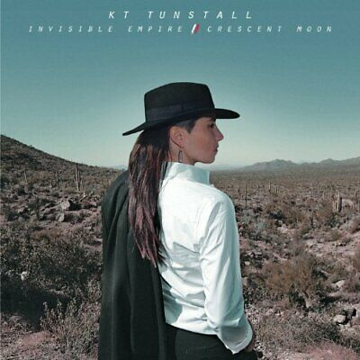 KT Tunstall - Invisible Empire // Crescent Moon - KT Tunstall CD 1SVG The Cheap