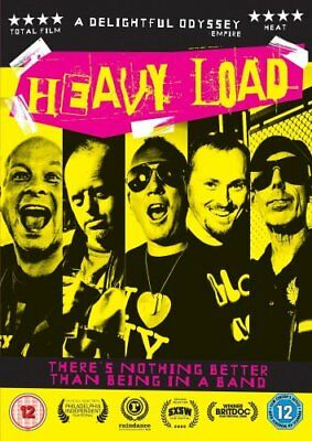 Heavy Load [DVD] [2008] - DVD  AIVG The Cheap Fast Free Post