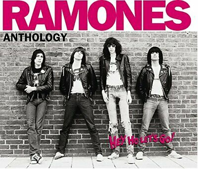 Ramones - Hey Ho Let's Go!: Anthology - Ramones CD UYVG The Cheap Fast Free Post