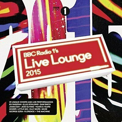 BBC Radio 1's Live Lounge 2015 -  CD DQVG The Cheap Fast Free Post The Cheap