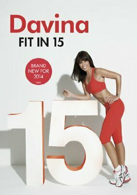 Davina - Fit in 15 [DVD] - DVD  RAVG The Cheap Fast Free Post