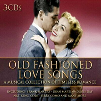 Various Artists - Old Fashioned Love Songs - Various Artists CD YMVG The Cheap