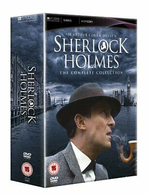 Sherlock Holmes: The Complete Collection [DVD] - DVD  EIVG The Cheap Fast Free
