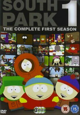 South Park - Season 1 (re-pack) [DVD] - DVD  JQVG The Cheap Fast Free Post