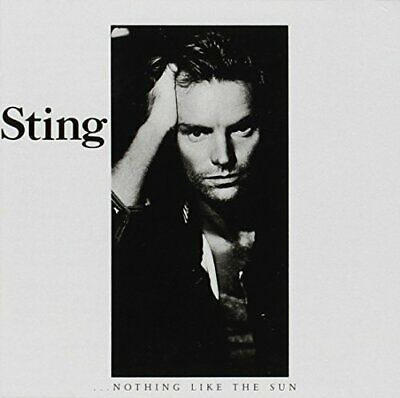 Sting - Nothing Like The Sun - Sting CD I7VG The Cheap Fast Free Post The Cheap