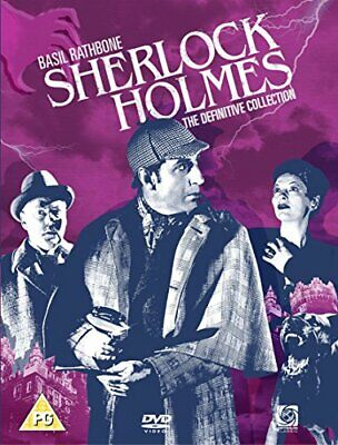 Sherlock Holmes - The Definitive Collection [DVD] - DVD  46VG The Cheap Fast