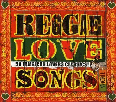 Various Artists - Reggae Love Songs: 50 Jamaican Lo... - Various Artists CD PPVG