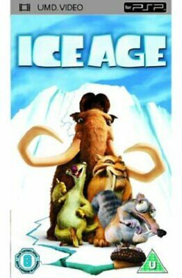 Ice Age [UMD Mini for PSP] - DVD  NMVG The Cheap Fast Free Post