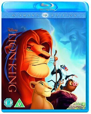 The Lion King [Blu-ray] [Region Free] - DVD  44VG The Cheap Fast Free Post