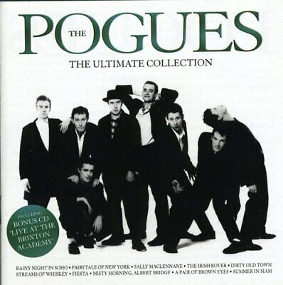 The Pogues - The Ultimate Collection (2CD) - The Pogues CD HUVG The Cheap Fast
