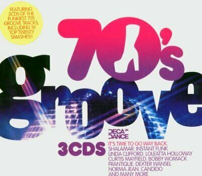 Various Artists - 70's Groove - Various Artists CD JYVG The Cheap Fast Free Post