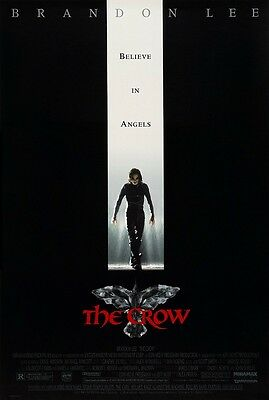 The Crow movie poster - Brandon Lee poster  : 11 x 17 inches