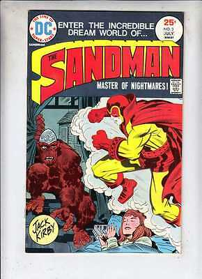 Sandman #3 strict NM/NM- 9.2  High-Grade 100s more up now  Wythville Certificate