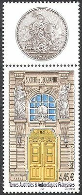 FSAT/TAAF 2002 Geographical Society/Geography/Door/Building/Statues 1v (n33551)