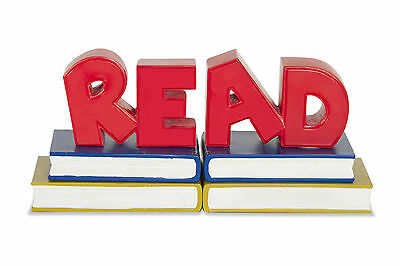 "Guidecraft Classroom Furniture ""Read"" Bookend Set of 2"