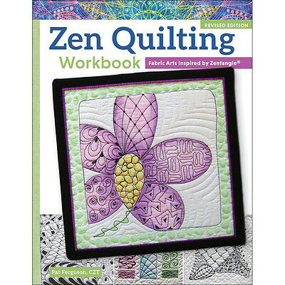 Design Originals-Zen Quilting Workbook - Revised Edition
