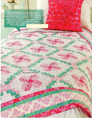 Ready For Spring Quilt Pattern Pieced JW