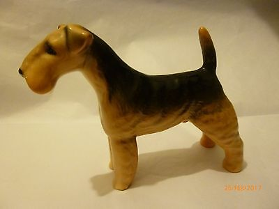 Beswick Lakeland Terrier Small Dog Gn