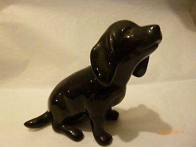 John Beswick Black Dog Small Dog Gn