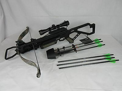 Excalibur GRZ2 Crossbow Package Grizzly 305fps