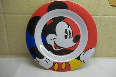 Mickey Mouse Plate